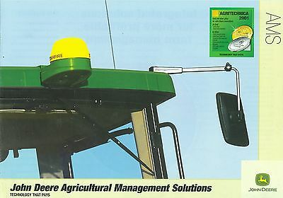 2002 John Deere Agricultural Management Solutions Brochure