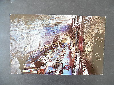 1950s Hollywood New Mexico Fox Cave Curio Store Interior Postcard