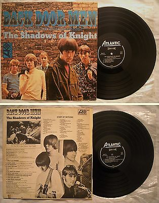 SHADOWS OF NIGHT - BACK DOOR MEN - ANNO 1966  - 1° Stampa USA - SD 667 - EX+