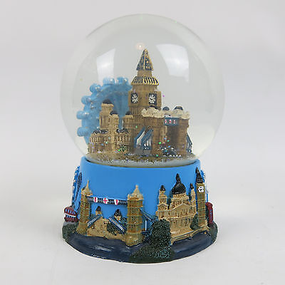 Large LONDON Snow Globe by Elgate 5""