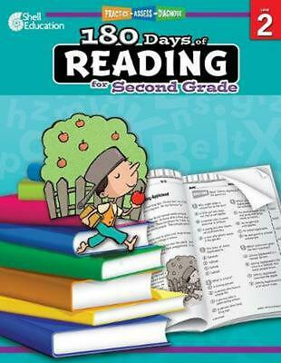 180 Days of Reading for Second Grade (Level 2): Practice, Assess, Diagnose by Ch