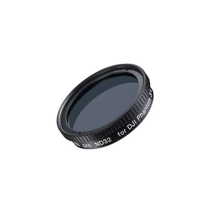 walimex pro ND32 drone filter for DJI Phantom 3/4, grey filter, reduces light