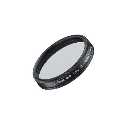 walimex pro CPL filter for DJI Inspire1(X3), filters out reflections