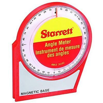 Starrett AM-2 Magnetic Angle Meter, 0° to 90° New