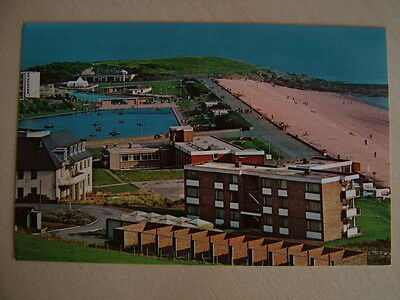 Postcard - THE KNAP, BARRY, GLAM, WALES.  Unused. Standard size.