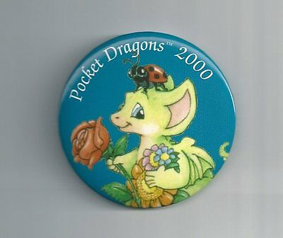 Pocket Dragons 2000 Badge