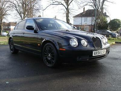 Jaguar S-Type 2.7 Diesel V6 Automatic 2004/54
