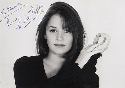 Louise Tyler Actress Casualty Hand Signed Photo