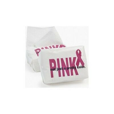 10 Packs of  Pink Ribbon Facial Tissue Pink Breast Cancer Awareness