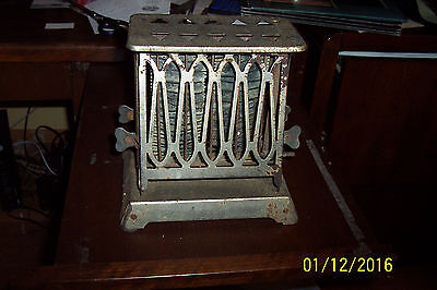 Antique Westinghouse Turnover Toaster 1920s - 1930s ? Decent Condition For Age