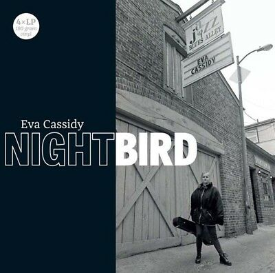 Eva Cassidy Nightbird Lp Vinyl New 33Rpm