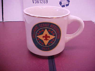 BOY SCOUT MUGS CUPS Williams Scout Reservation Oklahooma
