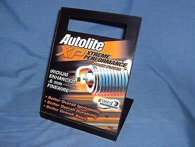 "Ms610 - Autolite Xp Spark Plugs Electronic Counter Display - ""fires"" The Plug"