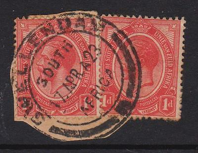 South Africa Postmark - Swellendam
