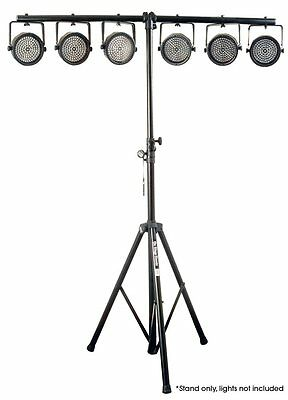 On Stage LS7720QIK 10 Ft Light Stand W/2 T Bars
