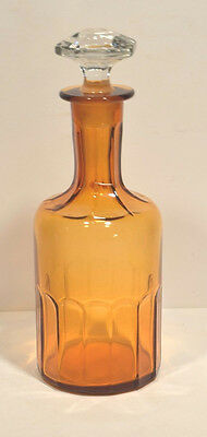 Vintage Whiskey Decanter Cambridge #1322