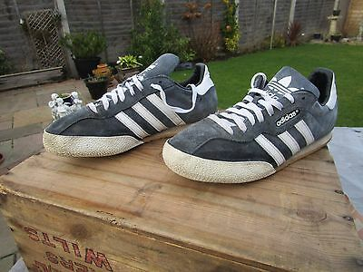 Men's Adidas Samba Trainers  - Size UK 10.5 clean condition