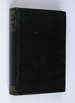 Records of Family of Engineers by Robert Louis Stevenson 1912 bell rock