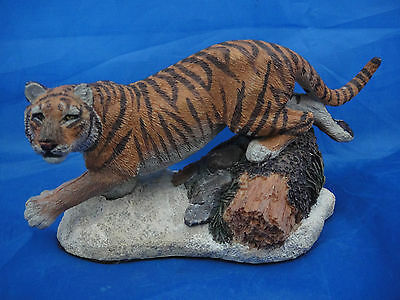 Lovely Little Figure of a Tiger Produced for the Wildlife Preservation Trust