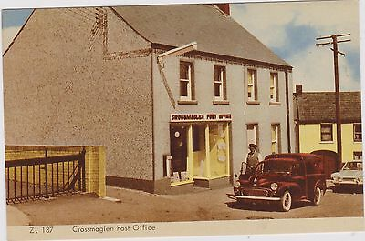 Crossmaglen Co. Armagh. Ireland. Irish. Post Office. Bandit Country. Republican