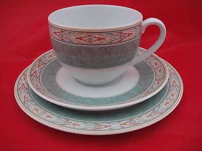 Classic Wedgwood HOME AZTEC Tea Set Trio