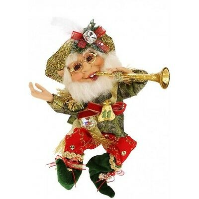 Mark Robets Eleven Pipers Piping  Elf small