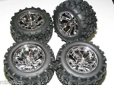 *traxxas Revo 3.3 Tires With 17Mm Hex Wheels