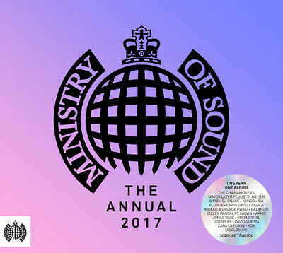Various Artists : The Annual 2017 CD (2016)