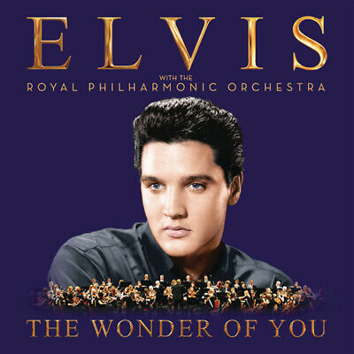 Elvis Presley & The Royal Philharmonic Orchestra : The Wonder of You CD (2016)