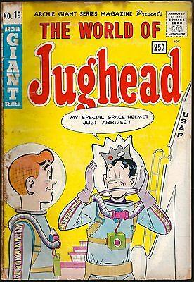 Archie Giant Series  19  G/vg 3.0  World Of Jughead