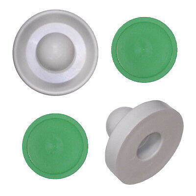 2 Commercial Table Hockey Paddles + 2 Green Large Air Pucks.