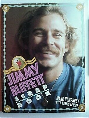 Jimmy Buffett Scrapbook, 1993 Book
