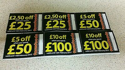 Farmfoods 10% Off Vouchers - Worth £35, Valid Until 10 February 2017