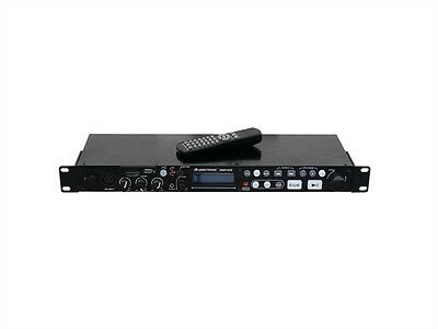OMNITRONIC DMP-102 USB/SD-Card-Player