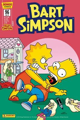 BART SIMPSON 96 Bomngo Comic