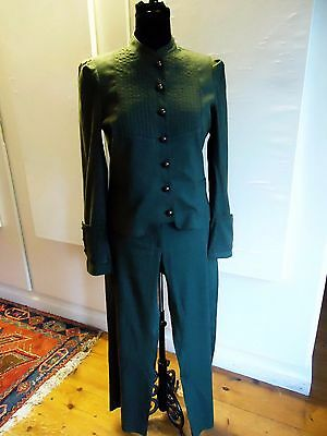 Joseph Military Trouser Suit Made In Italy  40 - 44