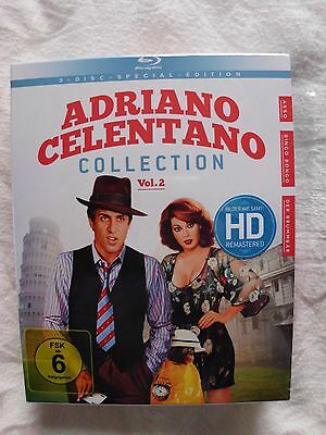 adriano celentano collection vol 2 2016 inkl h nde wie samt bluray neu eur 14 05. Black Bedroom Furniture Sets. Home Design Ideas