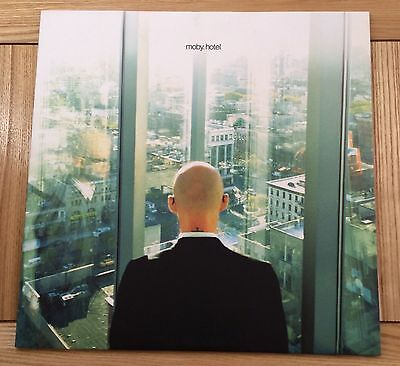 Moby Hotel Vinyl 2005 Mute Records 1st Pressing
