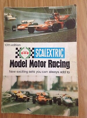 Scalextric Catalogue 13th Edition