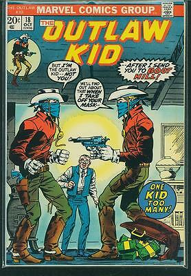 The Oulaw Kid #18 VF