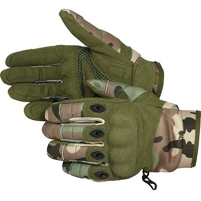 NEW - Viper Elite Multicam Hard Knuckle Gloves - X LARGE