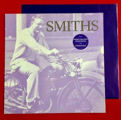 "THE SMITHS - Bigmouth Strikes Again - Original UK 12"" +inner (Vinyl Record)"