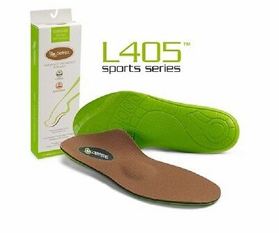 Mens Lynco Sport Orthotics L405 Mens 11, Neutral Heel With Metatarsal Support