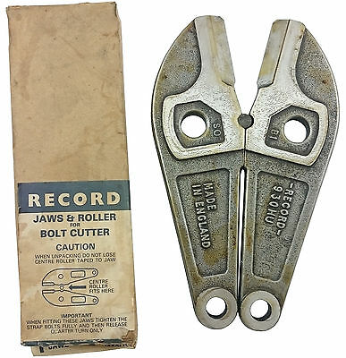 Bolt cutter replacement jaws RECORD 930H
