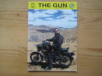 The Gun - Royal Enfield Owners Club Magazine - June/july 2016