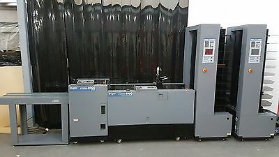 Duplo 4000 Twin Tower, Bookletmaker and Trimmer (d17) (£16,000+ VAT)