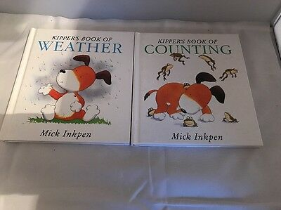 Kippers Books Of Weather And Counting
