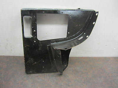 1949 1950 Ford Passenger L Side Radiator Apron Panel Air Deflectors Core Support