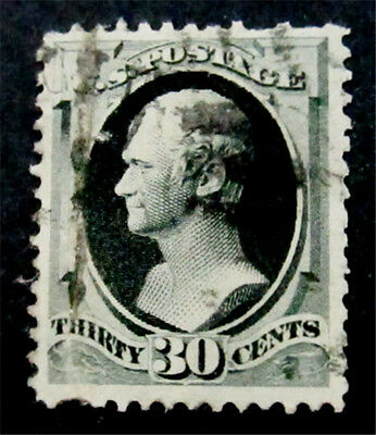 nystamps US Stamp # 190 Used $100