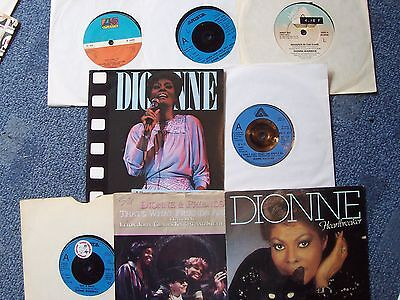 The Dionne Warwick Hits Collection: Eight Singles At A Bargain Price